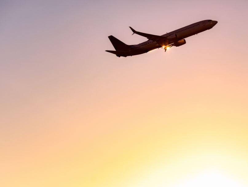 boeing 737 max sunset