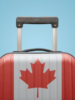 Canadian Airlines Betting on Travel Restart May 1