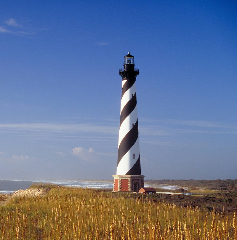 cape hatteras lighthouse beach