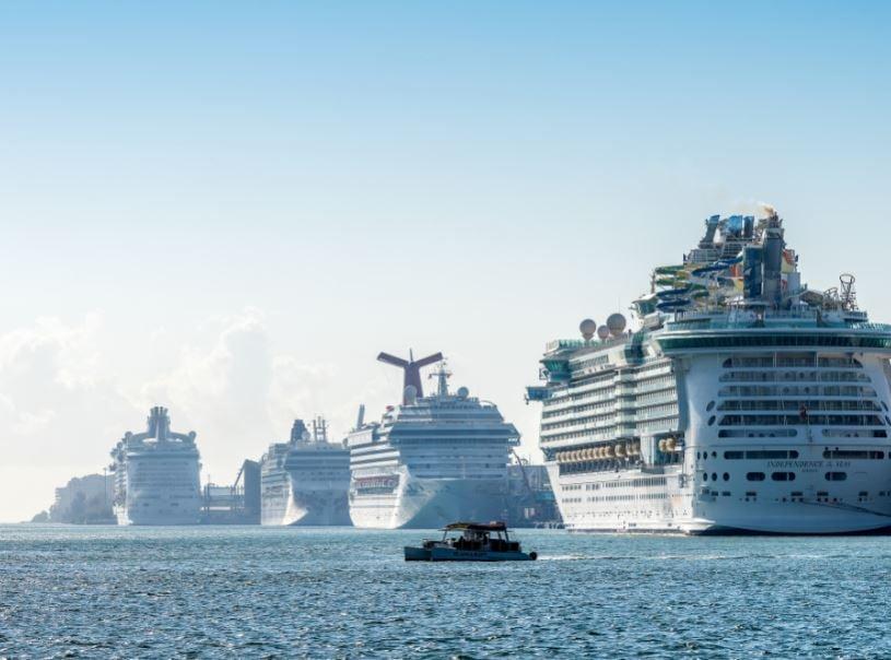 cruise ships port miami