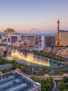 Las Vegas Braces For Tourism Boom Over Spring Break