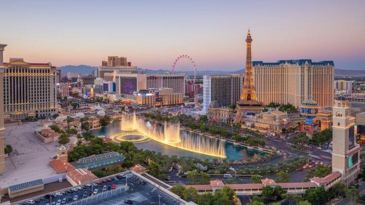Las Vegas Braces For Tourism Boom Over Spring Break