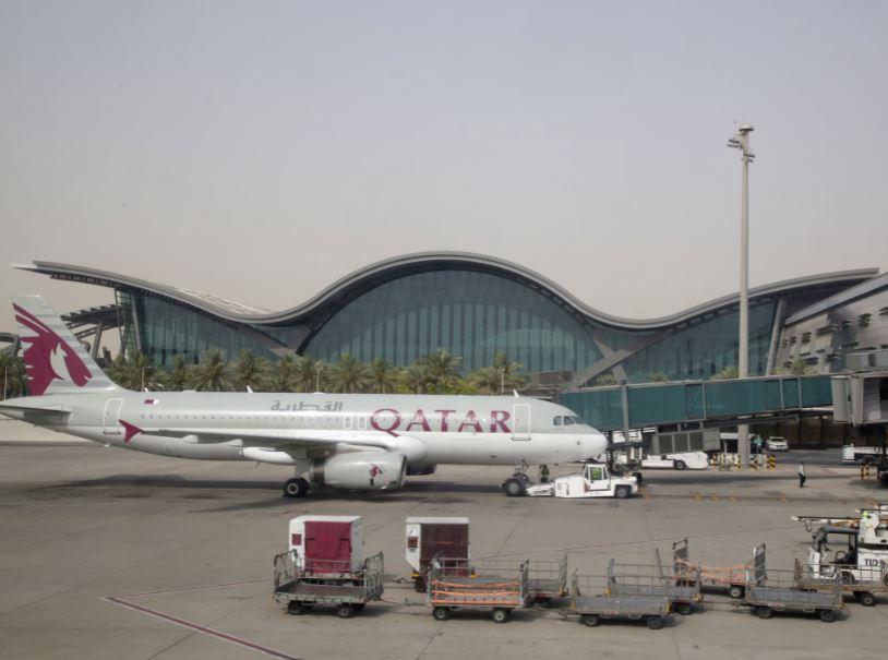 qatar airways hamad airport