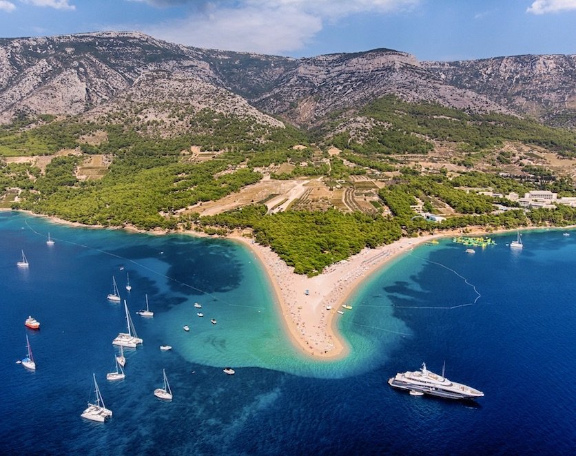 remote work permit for Croatia 2021