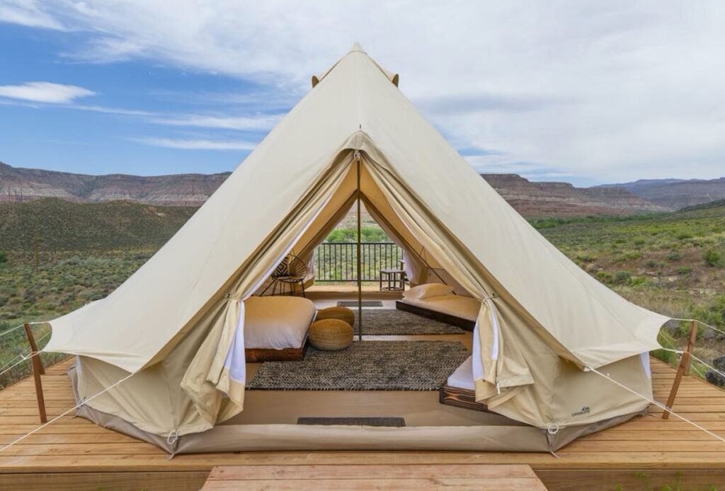 Top 8 Unique Places To Stay In The U.S. In 2021