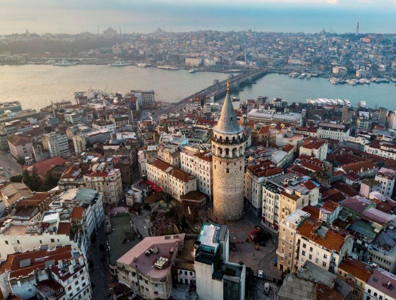 tower turkey istanbul