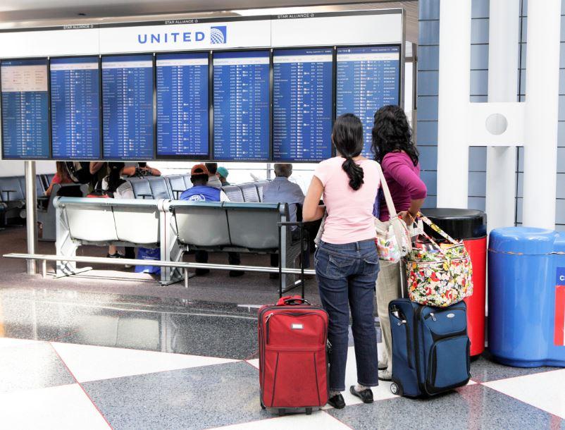 united airport