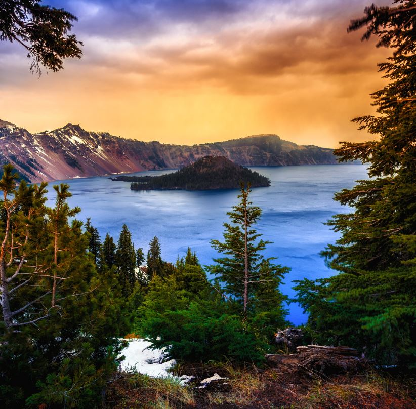 Visit Crater Lake and Bend, Oregon