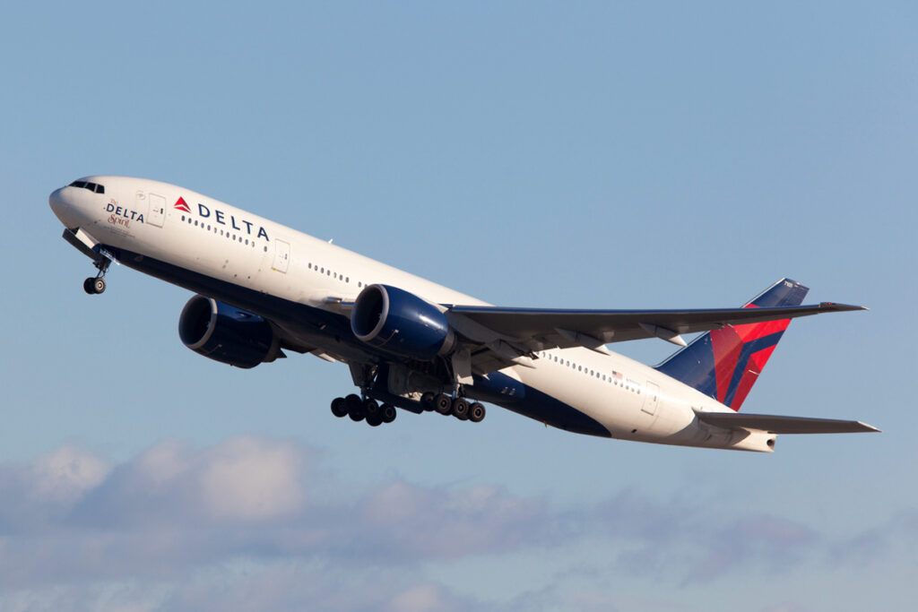 Delta Filling Middle Seats to Keep Up With Easter Weekend Demand