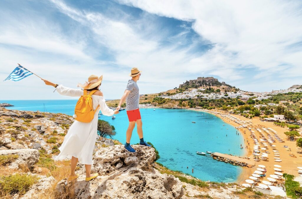 Greece Plans To Be Top Tourism Destination This Summer