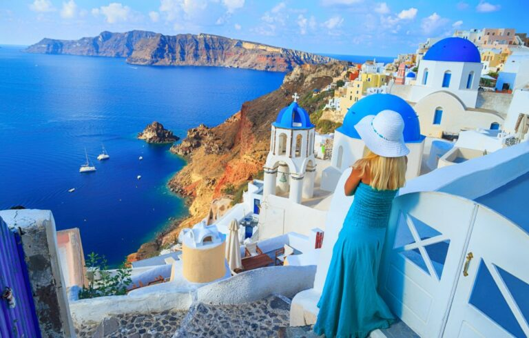 Greece Reopening For U.S. and EU Tourists Beginning Next Week