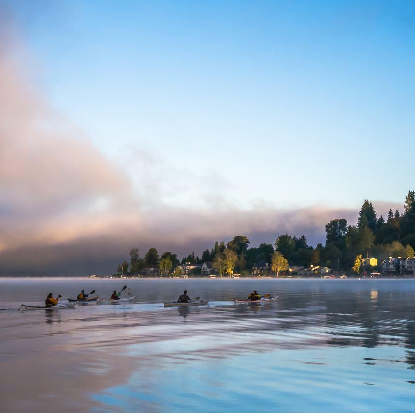 Enjoy Lake Sammamish
