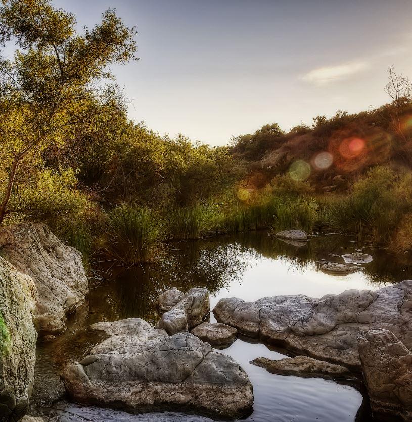Los Penasquitos Creek Trail