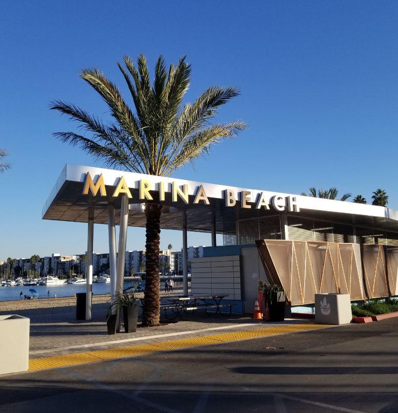 Marina Beach (Marina Del Rey)