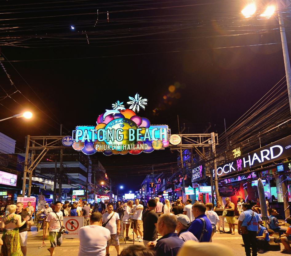 Phuket street