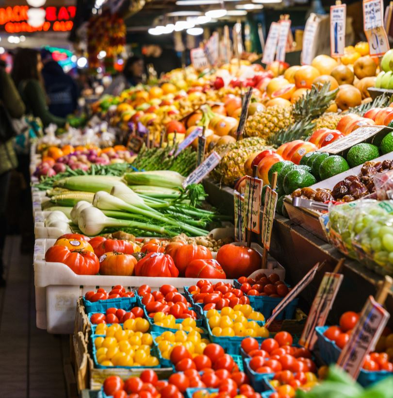 Discover Pike Place Market