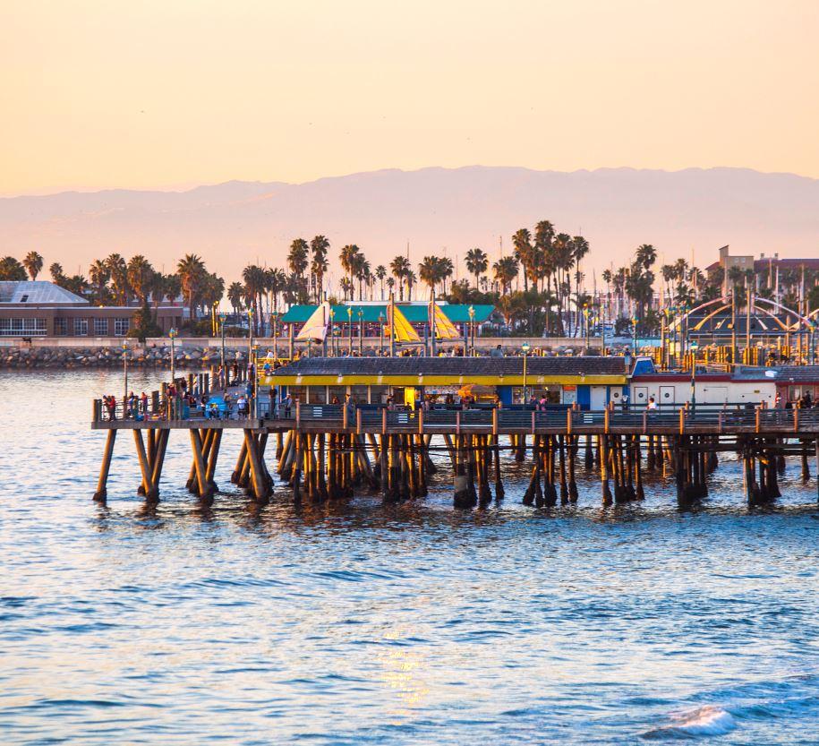 Redondo Beach Pier (Redondo)