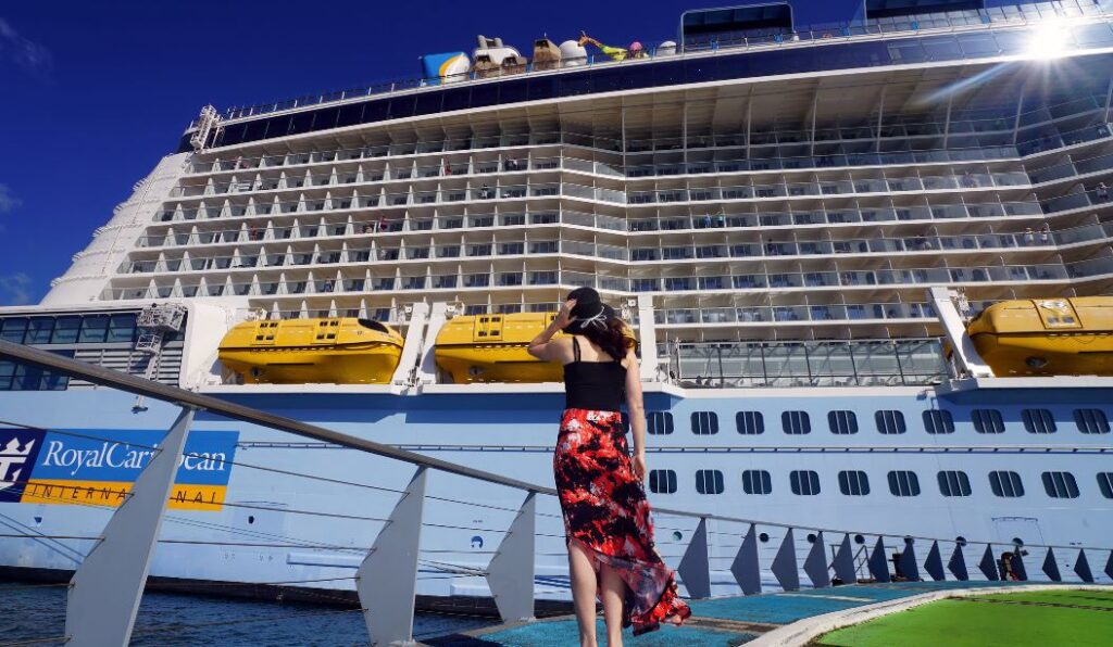 Royal Caribbean Suspends Most Of Its Cruises Until July