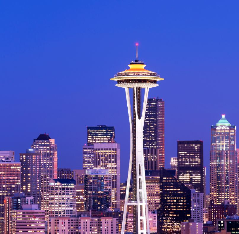 Visit the Space Needle