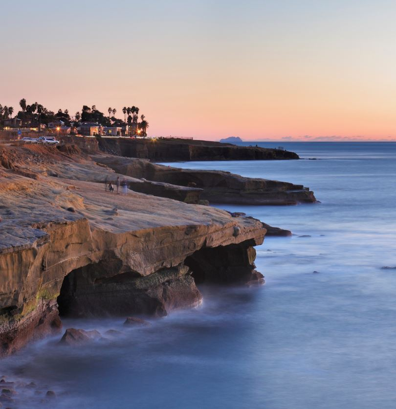 Sunset Cliffs Coastal Trail