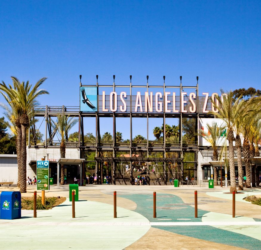The Los Angeles Zoo and Botanical Gardens (Los Angeles)