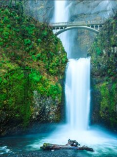 Top 10 Waterfalls in the pacific North West