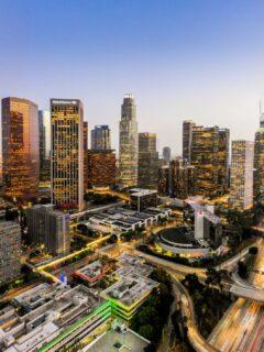 Top 10 Cities In California