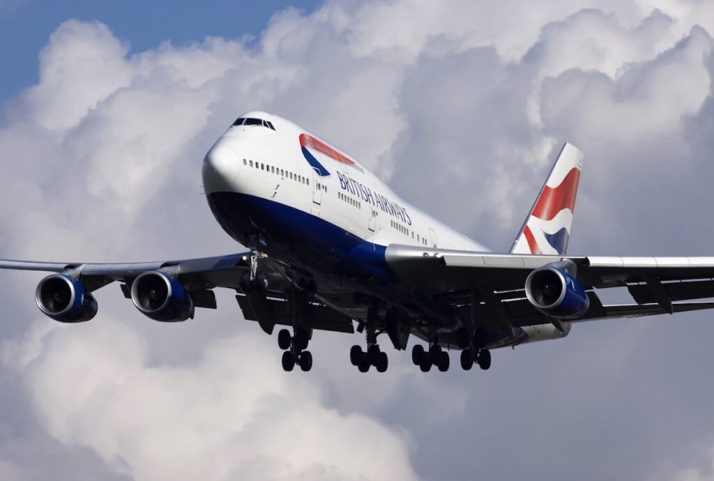 UK Airlines Urge Gov't For Travel Corridor With U.S.