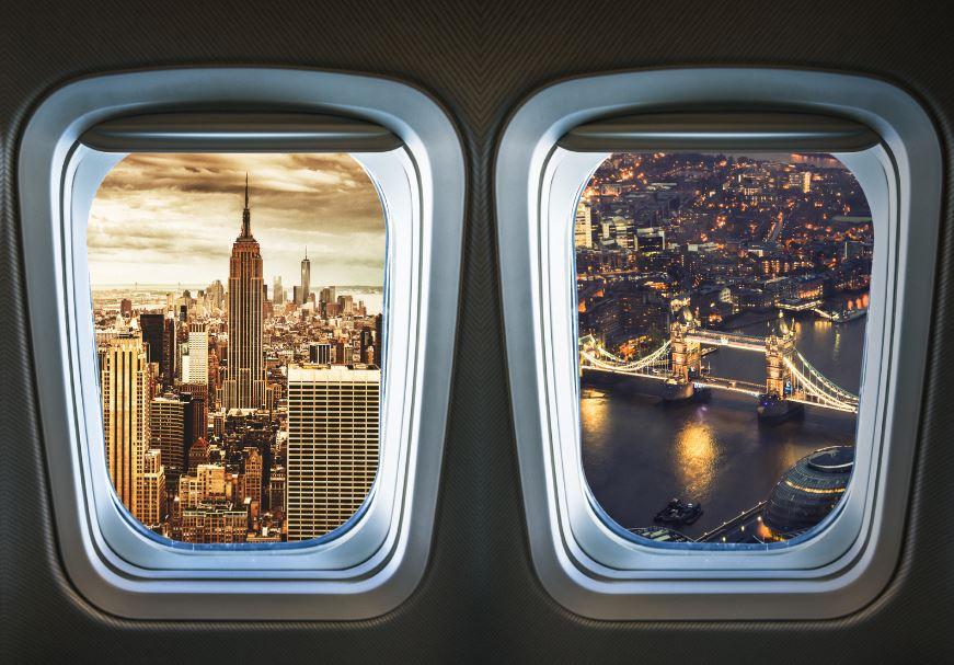 US UK window