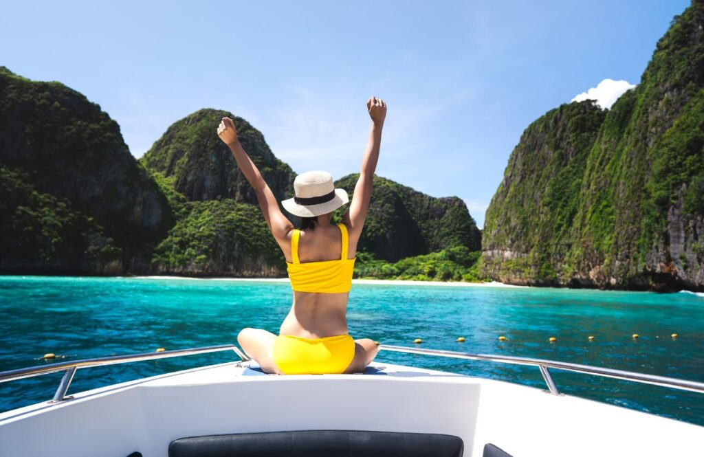 Visitors to Thailand Can Now Quarantine on a Yacht in Phuket