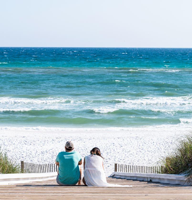 White Sand Gulf Coast