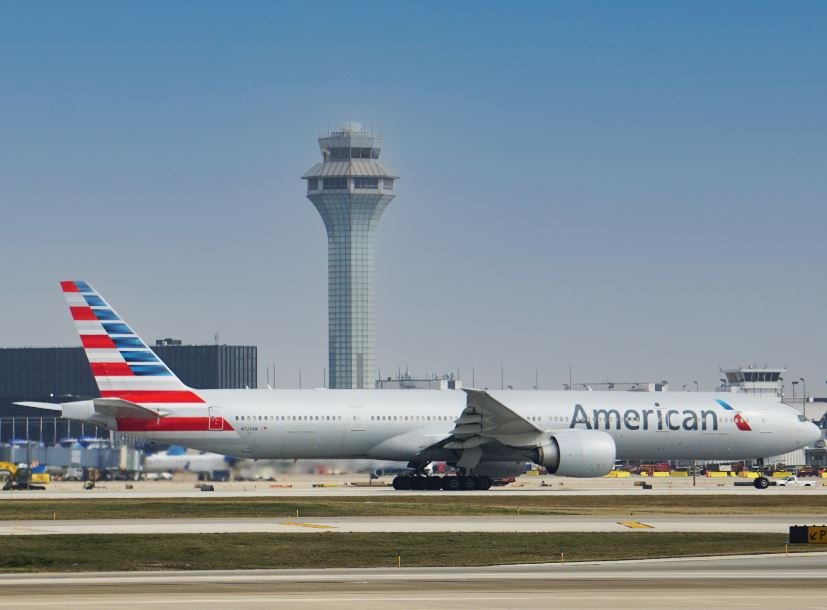 american airlines atc