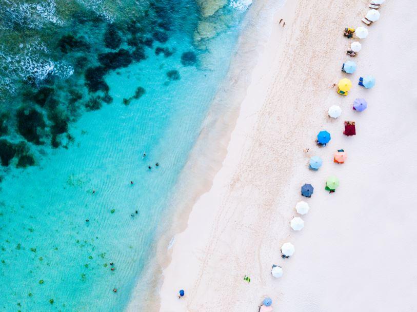 bali beach ocean