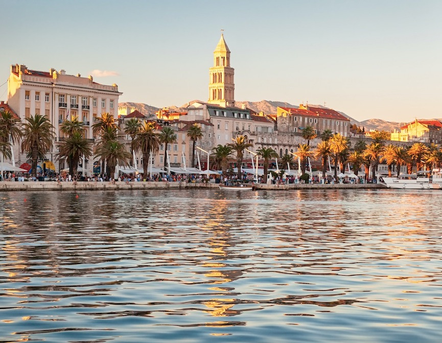 Croatia allows vaccinated american tourists