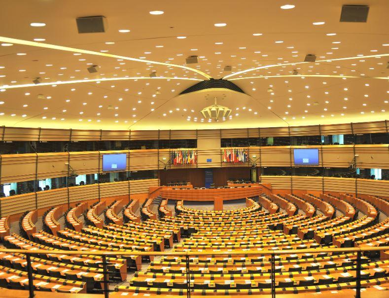 eu parliament chamber