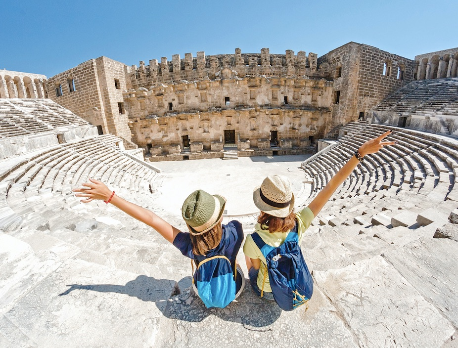 Greece fully reopening May 15 2021 for tourism