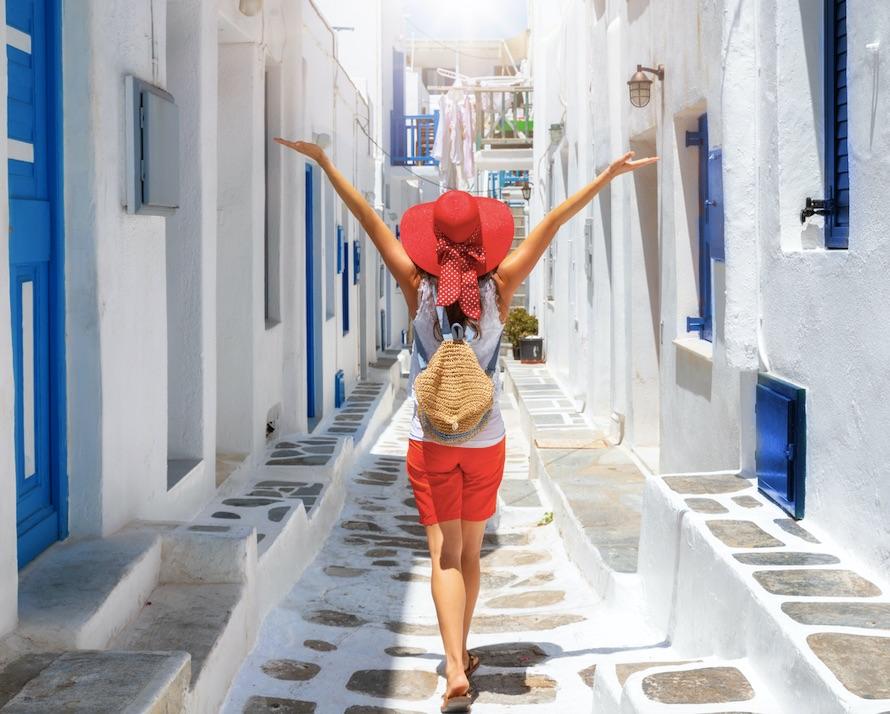 greece tourism 2021