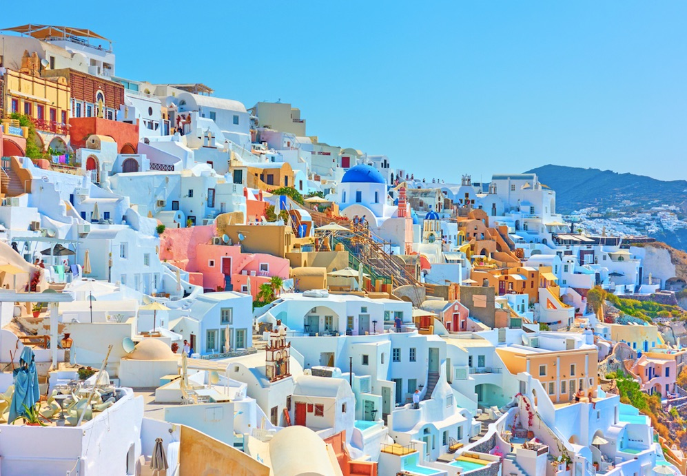 greece summer tourism 2021