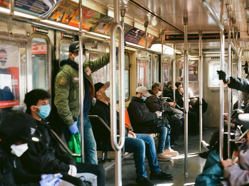 new york subway mask