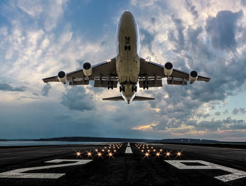 plane taking off take off