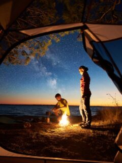 Top 10 Places to Camp this Summer