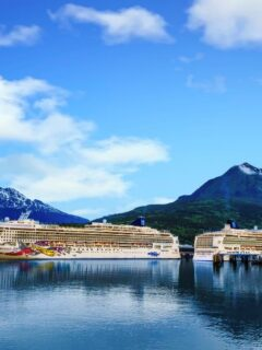 Alaska Cruises Set To Restart After Biden Signs Law