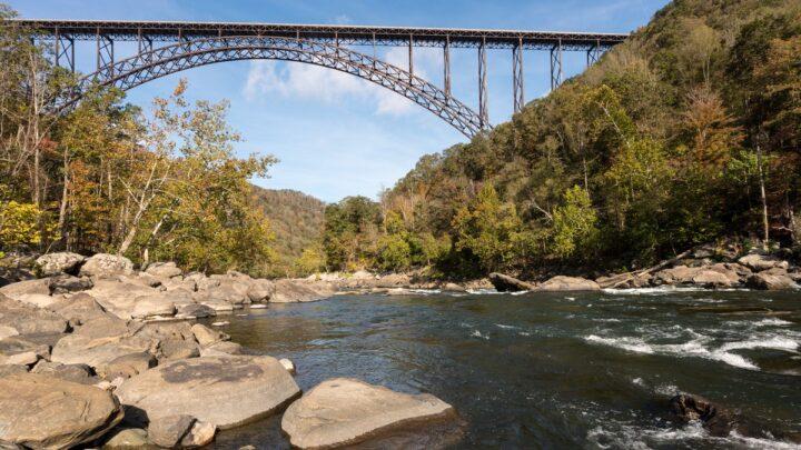 America's Newst National Park New River Gorge