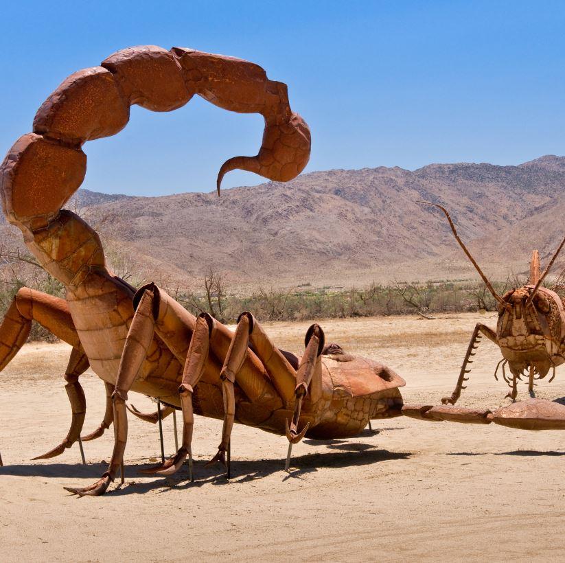 Beasts of Borrego Springs