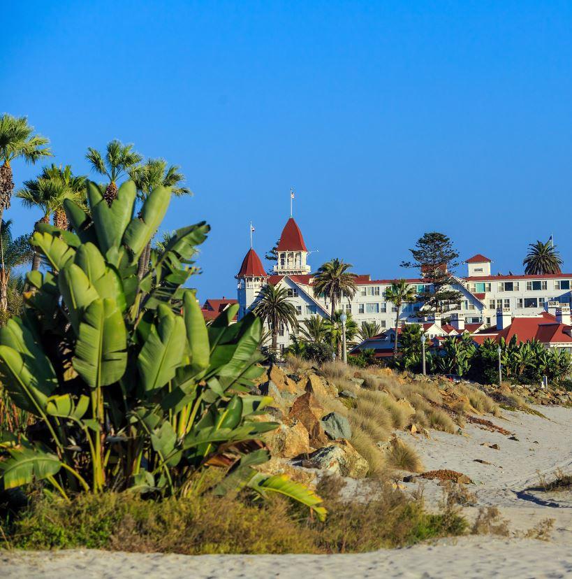 Coronado Central Beach