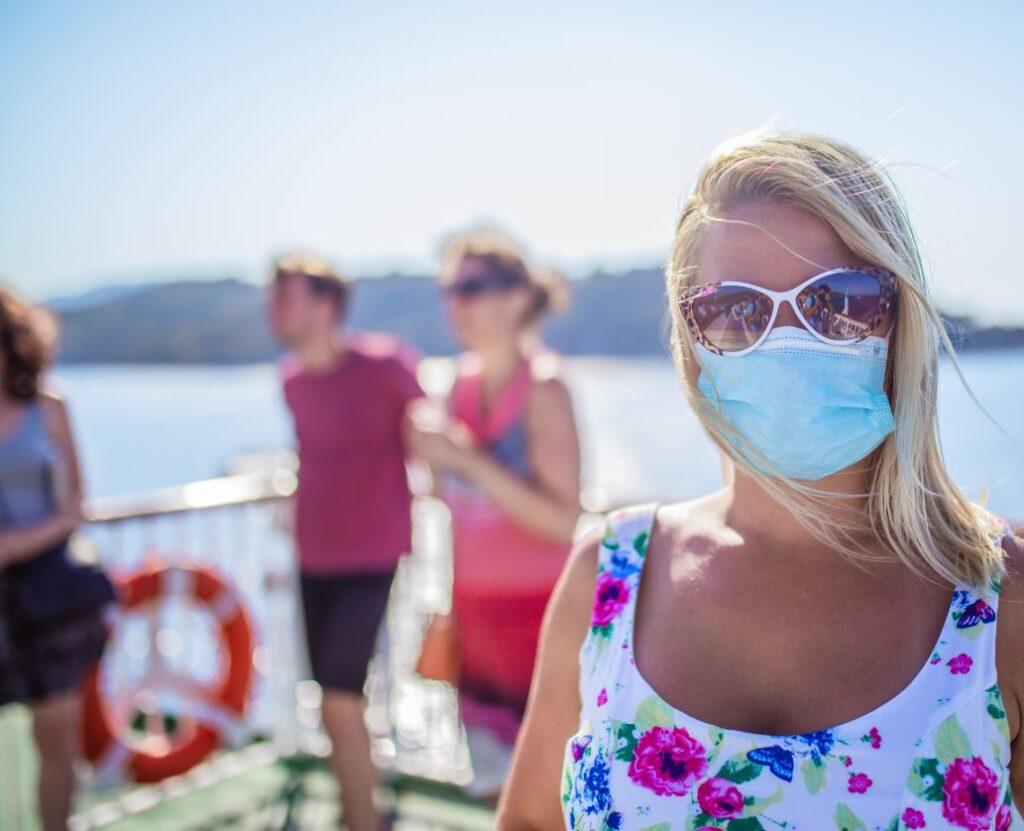 cruise ship mask