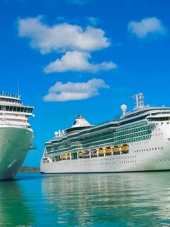Cruises One Step Closer As CDC Unveils Guidance For Simulated Voyages