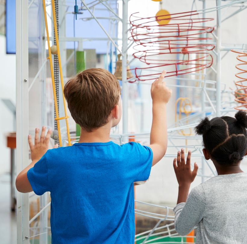 Explore At Discovery Children's Museum