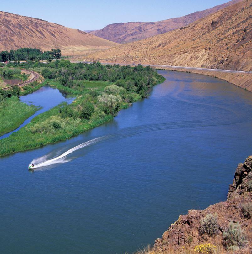 Float the Yakima River