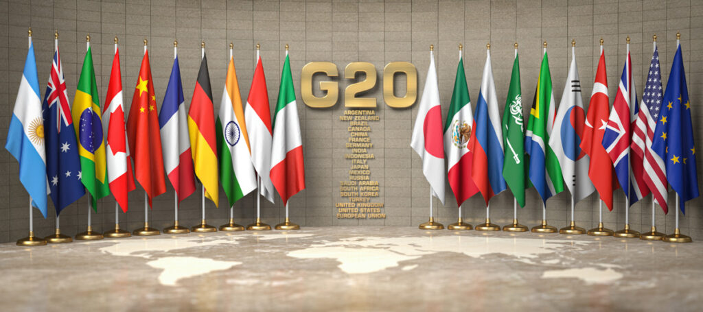 G20 Leaders Support Plans For Vaccine Passports To Resume Travel